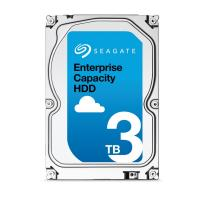Seagate Enterprise Capacity 3TB ST3000NM0005 3.5IN SATA 6GB/S 7200RPM 128MB CACHE 512N NO ENCRYTION HDD