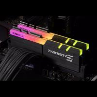 G.Skill 16GB (2x 8GB) F4-2400C15D-16GTZR DDR4 2400Mhz Trident Z RGB