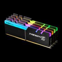G.Skill 32GB (4x 8GB) F4-3200C16Q-32GTZR DDR4 3200Mhz Trident Z RGB