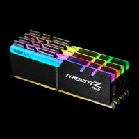 G.Skill 32GB (4x 8GB) F4-3200C14Q-32GTZR DDR4 3200Mhz Trident Z RGB