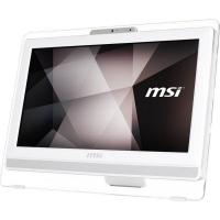 MSI Pro 20ET 4BW-051XAU N3160 4G 500G UMA/NO OS 20 inch White