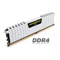 Corsair 16GB (2x8GB) CMK16GX4M2A2666C16W DDR4 2666MHz Vengeance LPX DIMM White