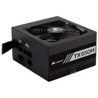 Corsair 650W TX650M 80 Plus Gold Power Supply