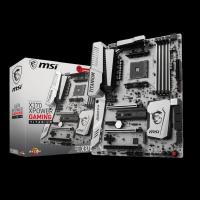 MSI X370 Xpower Gaming Titanium AM4 ATX Motherboard