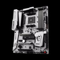 MSI X370 Xpower Gaming Titanium AM4 ATX Motherboard