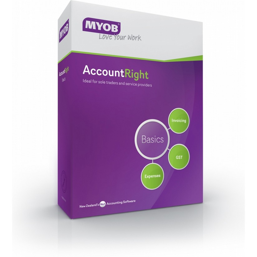 MYOB AccountRight Live Basic