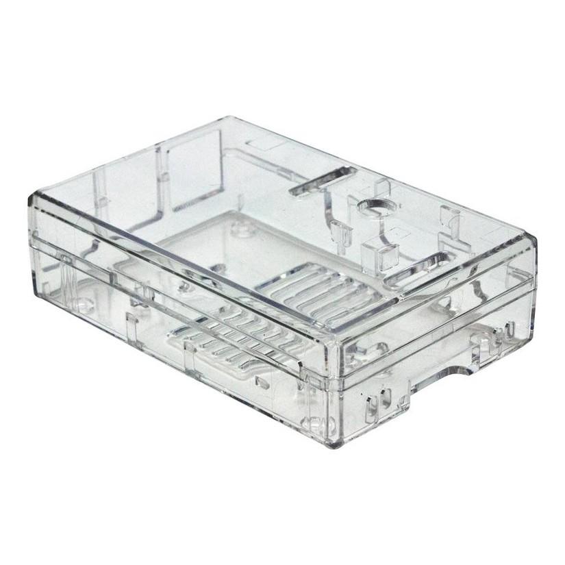 Raspberry Pi 3/2/B+ Case Clear