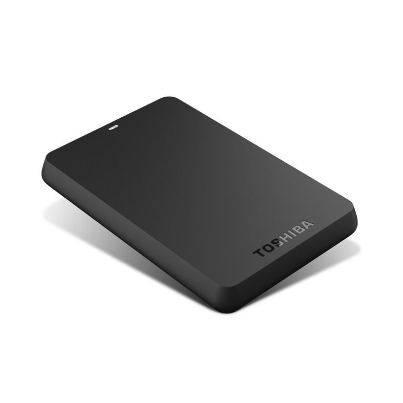 "Toshiba 1TB Canvio USB 3.0 2.5"" External Hard Drive Black"
