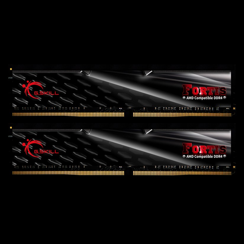 G.Skill 16G(2x8G) F4-2400C15D-16GFT DDR4 2400 MHZ 1.2V