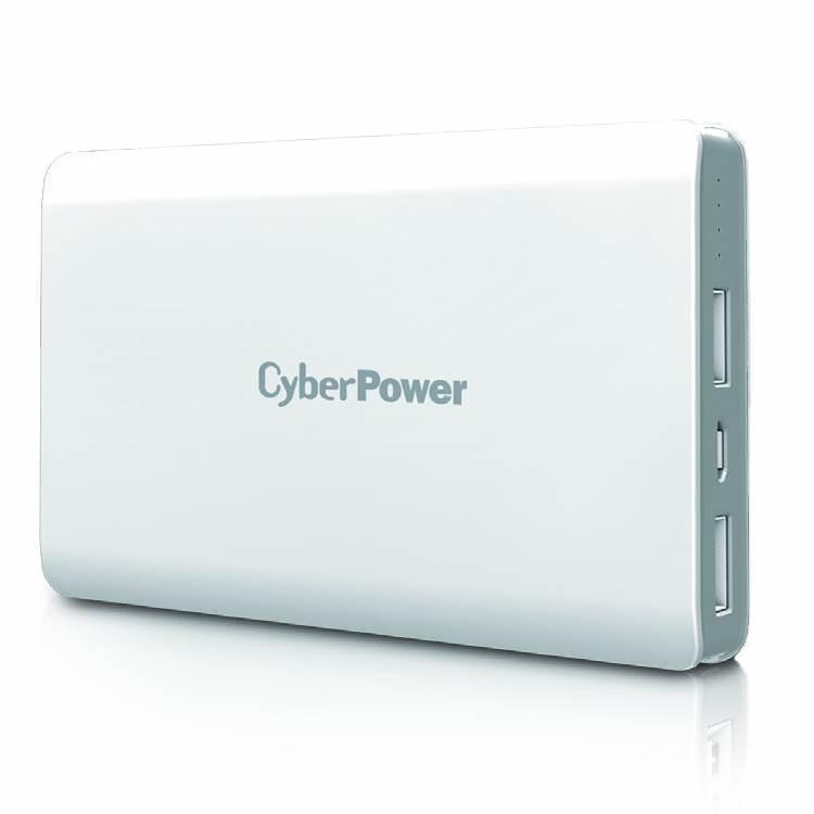 CyberPower CP5000PEG-WG 5000mAH Powerbank White