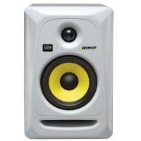 KRK ROKIT 5 Studio Monitor Speakers White (Single)