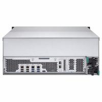 QNAP TS-EC2480U-i3-8G-R2 24-Bay TurboNAS, i3-4150, 8GB non-ECC RAM(max. 32GB RAM), 4-LAN, built-in 2
