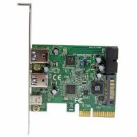 Startech 5-PORT USB 3.1 (10GBPS) COMBO CARD - 1X USB-C 2X USB-A + 2X IDC (5GBPS)