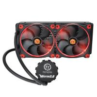 Thermaltake Water 3.0 Riing Red 280mm AIO Liquid CPU Cooler