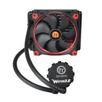 Thermaltake Water 3.0 Riing Red 140mm AIO Liquid CPU Cooler