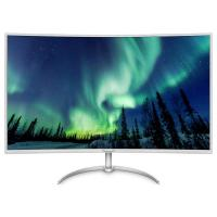 Philips BDM4037UW 40 in Curved LED (4K-UHD) VGA/HDMI/DP(16:9) 3840X2160 SPkers TILT VESA 4XUSB3.0
