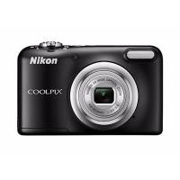 Nikon Coolpix A10 Digital Compact Camera - Black