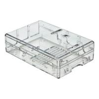 Raspberry Pi 3/2/B+ Case Clear