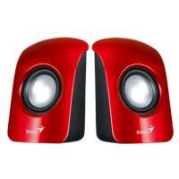 Genius SP-U115 Red 2.0 USB Speaker