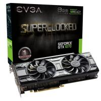 EVGA GeForce GTX 1070 SC Gaming ACX 3.0 8GB Video Card - Black Edition