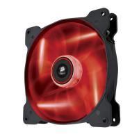 Corsair Air Series SP140 LED High Static Pressure Fan Cooling Red Single Pack