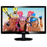 Philips 200V4QSBR 19.5in LED VGA/DVI (16:9) 1920x1080 Tilt Stand VESA