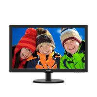 Philips 223V5LHSB2 21.5in LED VGA/HDMI (16:9) 1920x1080 Tilt Stand VESA