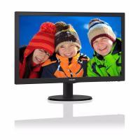 Philips 223V5LHSB2 21.5in LED VGA/HDMI (16:9) 1920x1080 Tilt Stand VESA