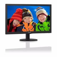 Philips 23.6in FHD LED Monitor (243V5QHABA)