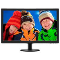 Philips 273V5LHAB 27in LED VGA/DVI/HDMI (16:9) 1920x1080 Speakers Tilt Stand