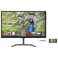 Philips 276E7QDAB 27inch IPS FHD 1920X1080 5MS HDMI DVI VGA SPEAKERS VESA