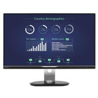 Philips 25in WQHD 60Hz IPS LED USB-C Monitor (258B6QUEB)