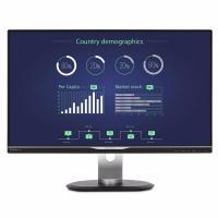 Philips 25in WQHD 60Hz IPS LED USB-C Monitor (258B6QUEB)