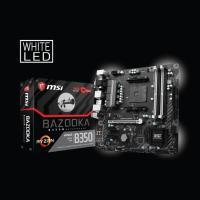 MSI B350M Bazooka AM4 mATX Motherboard