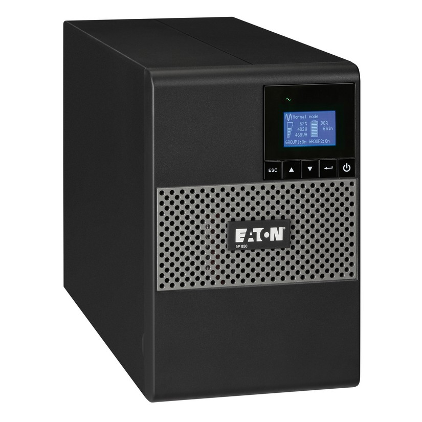 Eaton 5P1150AU 5P 1150VA / 770W Tower UPS with LCD