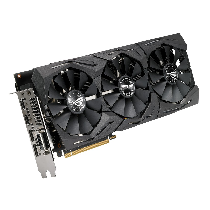 Asus ROG Radeon RX 580 Strix Gaming 8GB Graphics Card