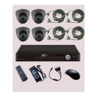 """Signageit KT42-ST20S42 4CH Combo Kits incl 4*1/3""""Sony ICX633BK CCD 420TV Line PAL:500(h)x582(v) 24"""