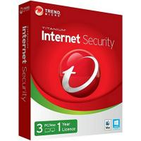 Trend Micro Internet Security 2017 3 Users 1 Year OEM