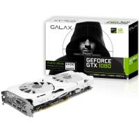 Galax GeForce GTX 1080 EX OC Sniper RGB Aluminum Backplate White  8GB GDDR5