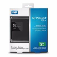 Western Digital My Passport Ultra WDBBKD0020BBL-PESN USB 3.0