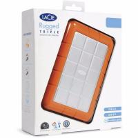 LaCie 1TB Rugged Triple USB 3.0 & FW800 Mobile Hard Drive