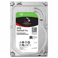 "Seagate IronWolf Pro NAS HDD 3.5"" 2TB, SATA 6Gb/s, 7200rpm"