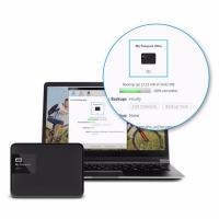 Western Digital My Passport Ultra 1TB USB3.0 Portable drive-Classic Black