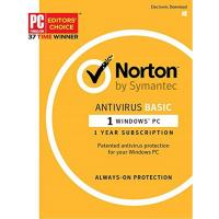 Norton Antivirus Basic 2017 OEM 1 Device 1 Year