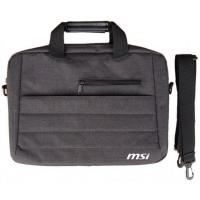 "MSI 15.6 - 17"" Brief Notebook Carry Bag"