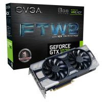 EVGA GeForce GTX 1070 FTW2 Gaming ICX 8GB Video Card