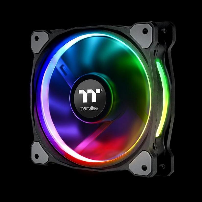 Thermaltake Riing Plus 12cm RGB Radiator Fan TT Premium Edition (5 Fan Pack)