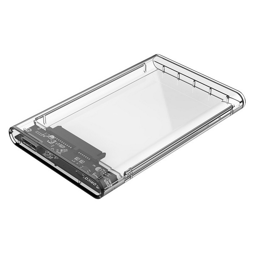 Orico 2139U3 Transparent 2.5 inch SATA USB 3.0 HDD Enclose
