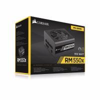 Corsair RM550x 550W Power Supply  Fully Modular 80 Plus Gold