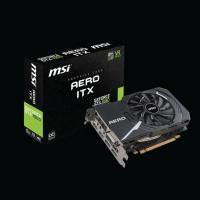 MSI GeForce GTX 1060 AERO ITX OC 6GB Video Card